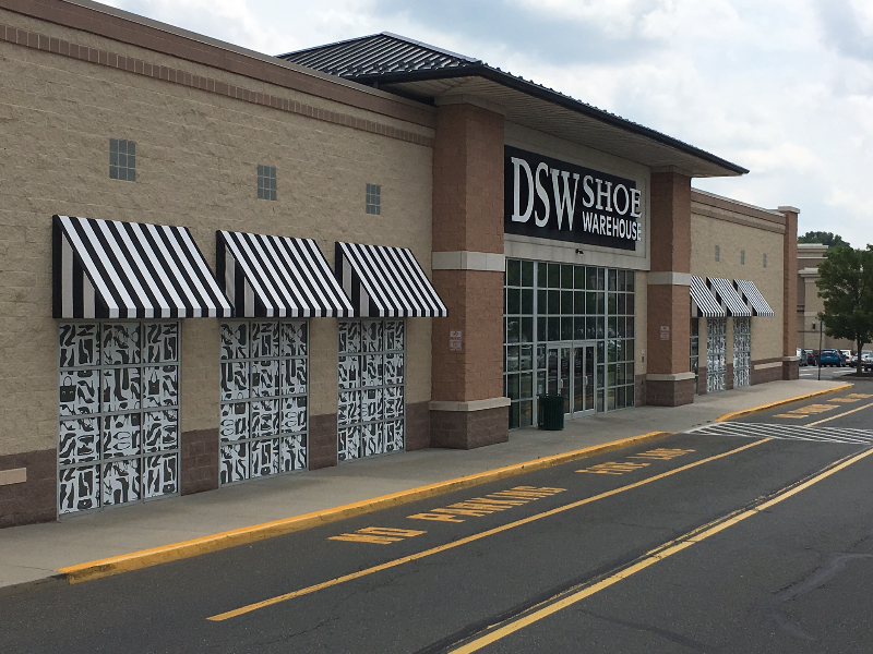 DSW Shoes Awnings