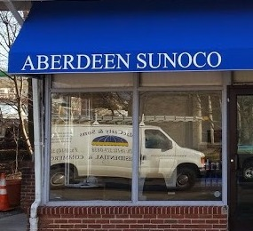 aberdeen sunoco on the job