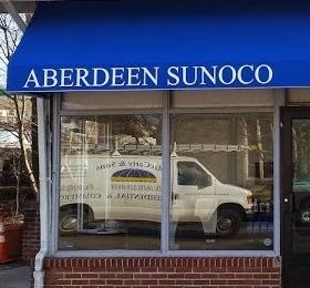 aberdeen sunoco on the job
