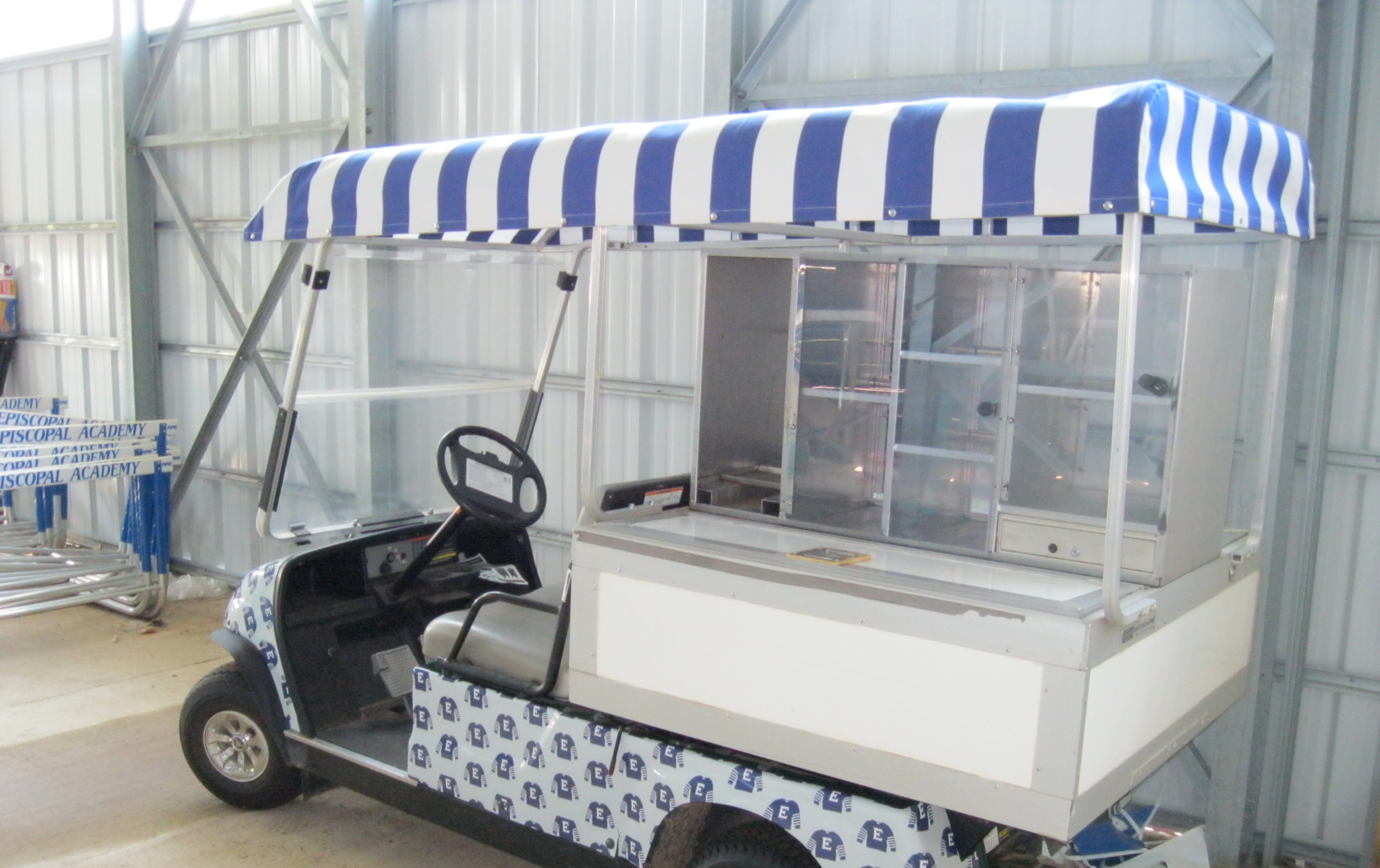 episcopal academy cart
