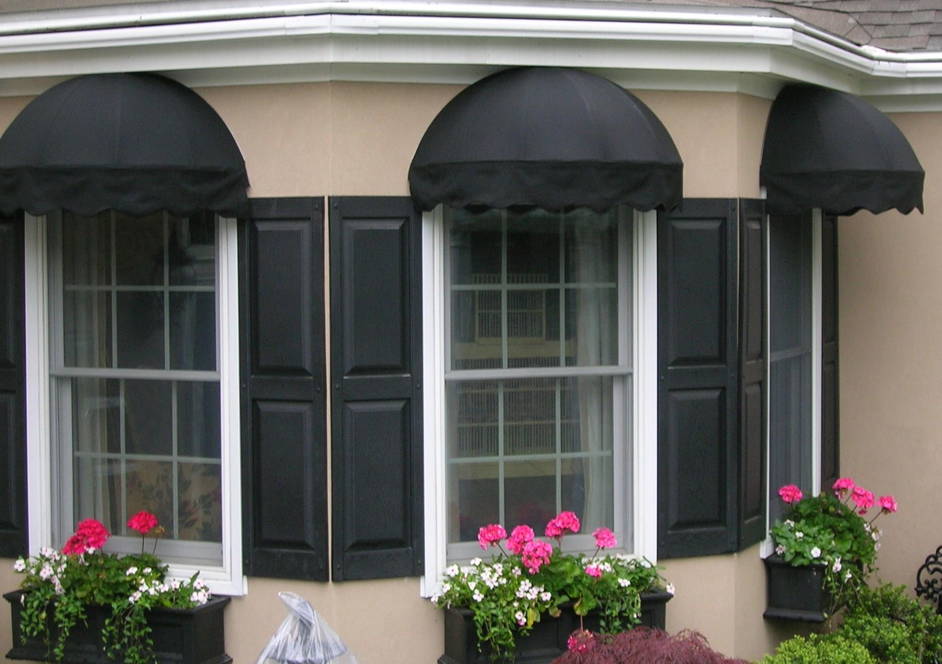 Window Door And Porch Awnings Maccarty And Sons